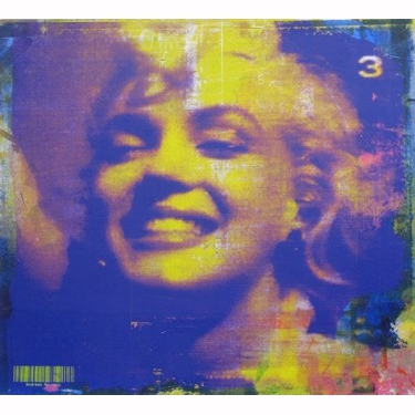 MARILYN Live Yellow/Blue #866