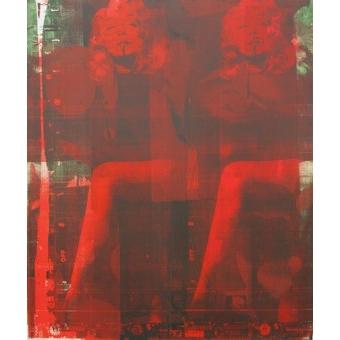 Marlene Red Leg 1 #888