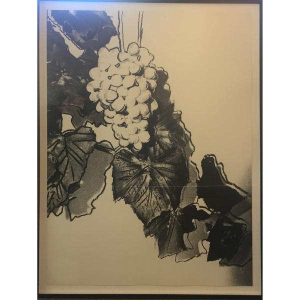 ANDY WARHOL Grapes, 1979