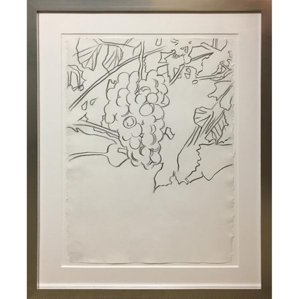 ANDY WARHOL Grapes, c.1979