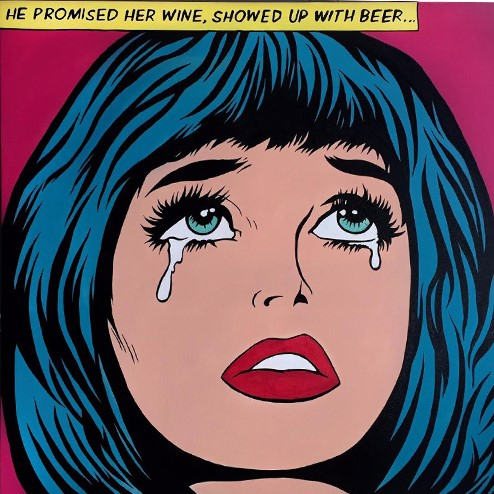 He Promised Wine…
