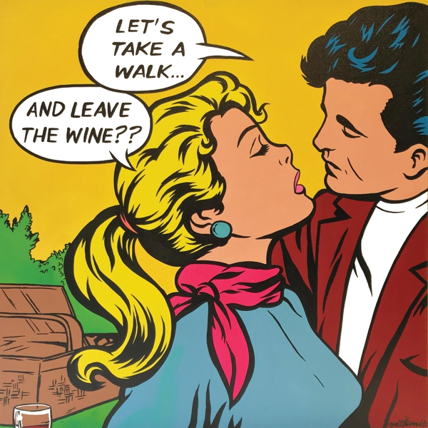 Take A Walk on the Wine Side