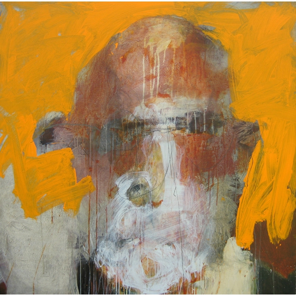 Head Series: Orange Oxide