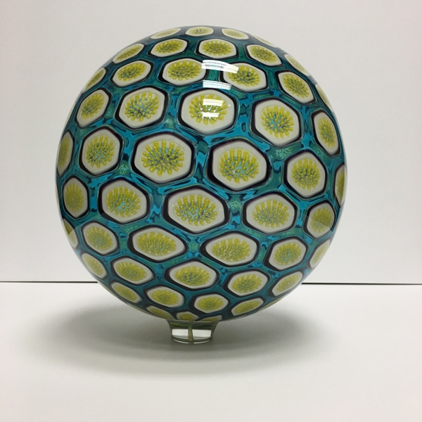 Teal Sphere