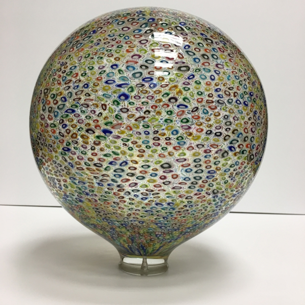 Pointillist Sphere