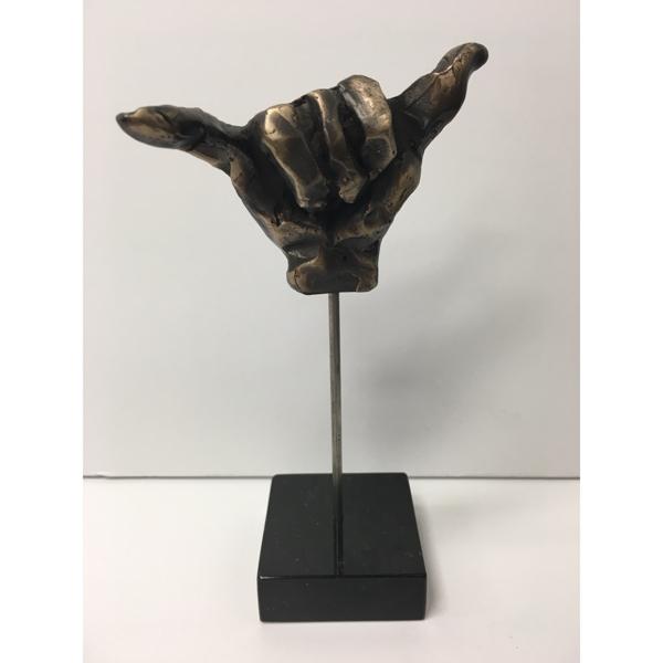 Open Hands Postmount (Hang Loose)