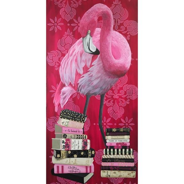 The Introvert Flamingo