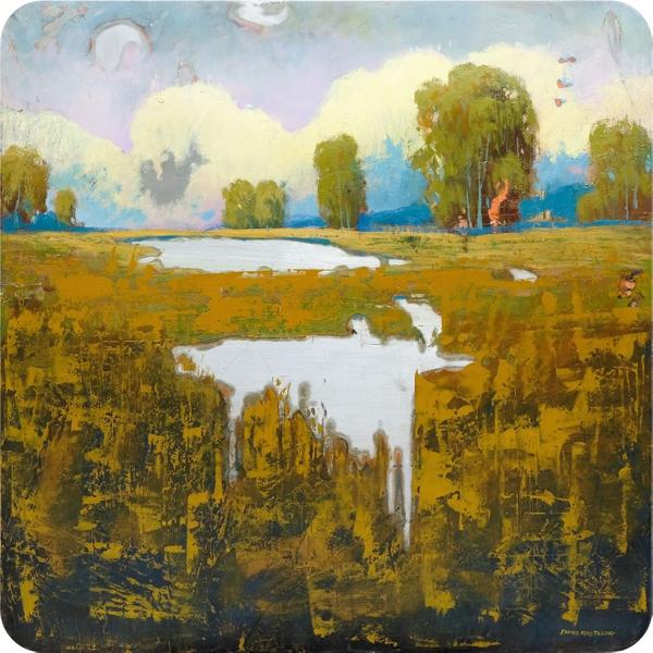 Eucalyptus Marsh