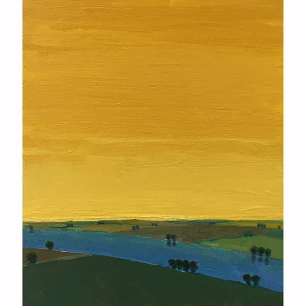 Primary Landscape (Yellow)