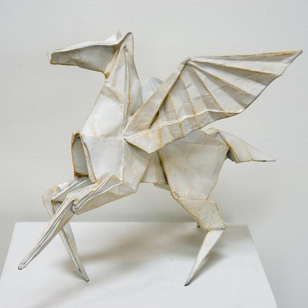 Hero's Horse (Maquette) 7/50 - Robert J. Lang