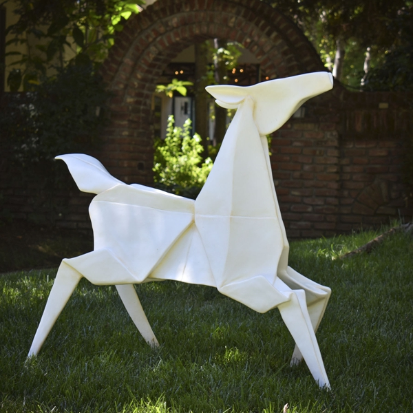Dancing Pony (White) AP 2/2