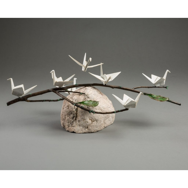 Gathering Peace (Maquette) 33/50