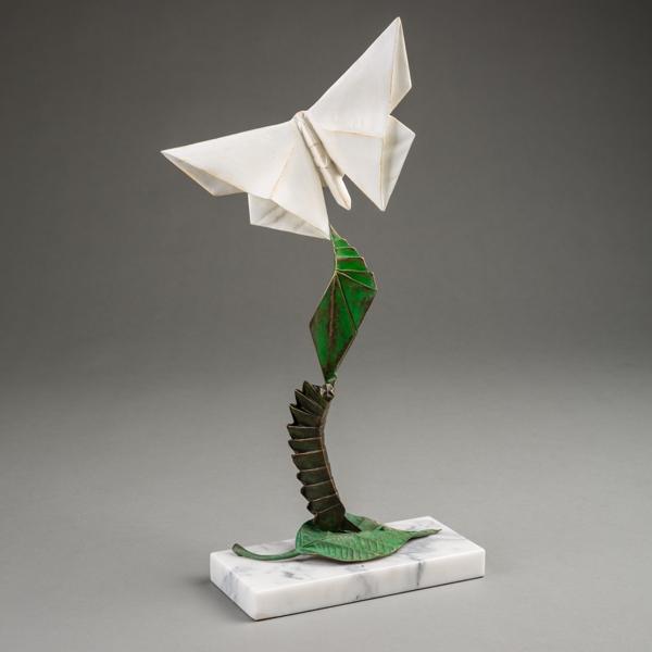 Emerging Peace (Maquette) 3/50 - Michael G. LaFosse