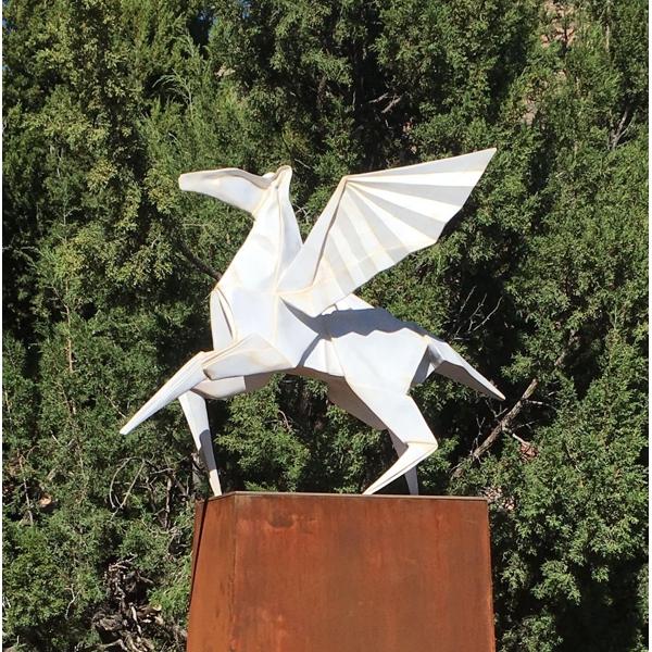 Hero's Horse - Garden Size 1/8 - Robert J. Lang