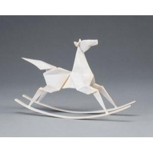 Rockin Pony - White 15/50 - Te Jui Fu