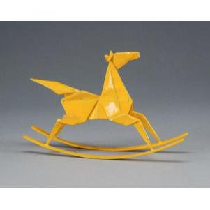 Rockin Pony - Yellow 5/50 - Te Jui Fu