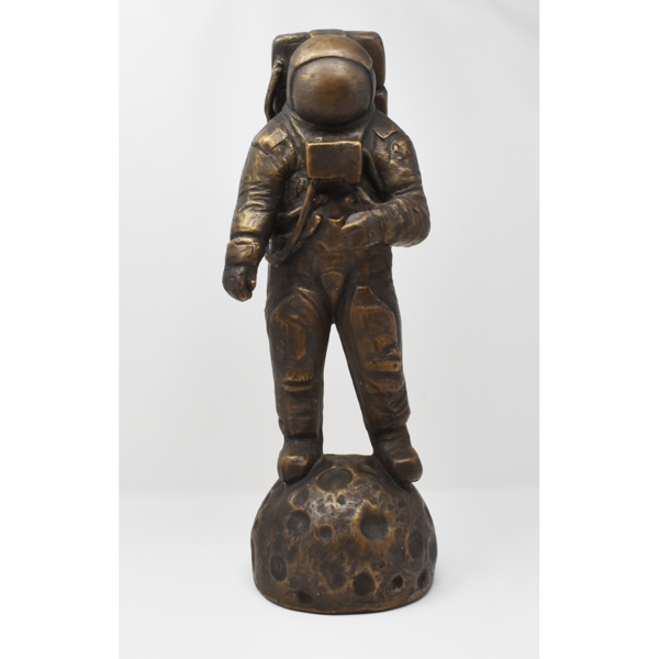 The Apollo Bronze - Man on the Moon 3/100