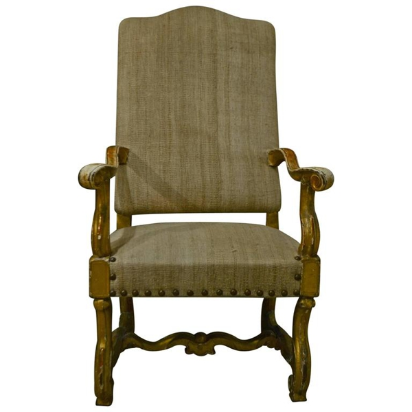 Armchair, circa 18th Century