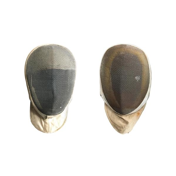 Vintage Fencing Mask, France, circa 1940s