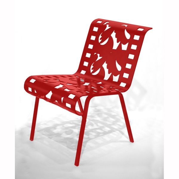 Chairs from Cutting Room Floor Series - Red  5/48