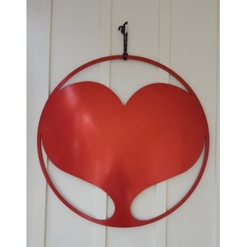 Jumbo Red Heart