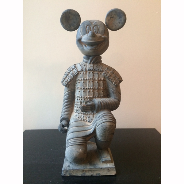 Kneeling Archer Mickey-Orders Only