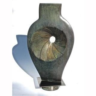 Time Tunnel Vase 2002