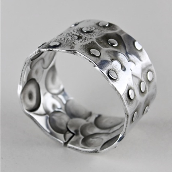 Bangle #9 - Aluminum