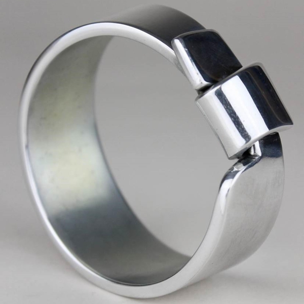 Bangle #8 - Aluminum