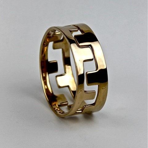 Bangle #22 - Bronze