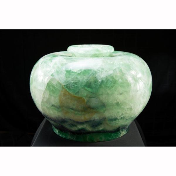 Fluorite Vase 12x17.5