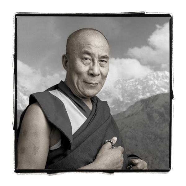 Tenzin Gyatso 30/50