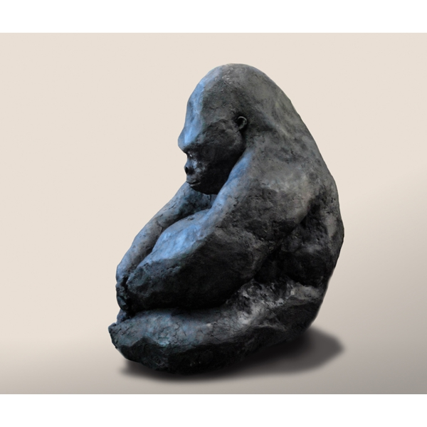 Mountain Gorilla (Resin Ed./AP)