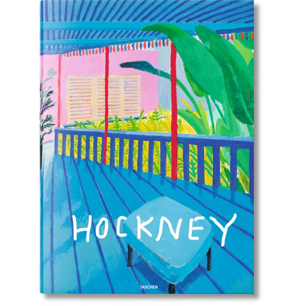 David Hockney. A Bigger Book. SUMO