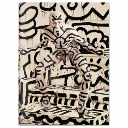 Sumo Annie Leibovitz - Keith Haring #1235