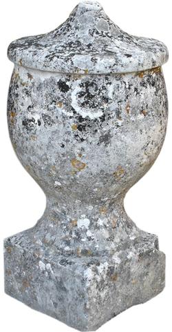 Vintage Stone Urn