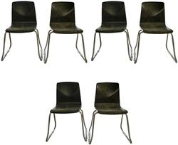 Vintage Flototto Pagholz Chairs, circa 1970
