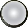 Vintage Round Monumental Train Mirror, c. 19th Century