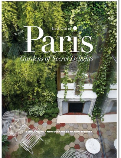 In & Out of Paris Book