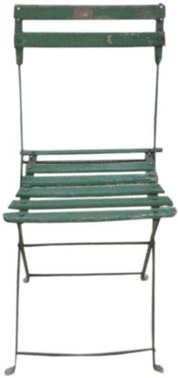 Green Bistro Chair - Each