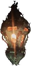 Venetian Rococo Tole Lantern