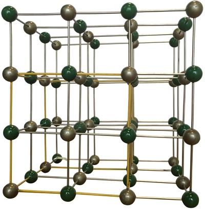 Molecular Model: NaCl