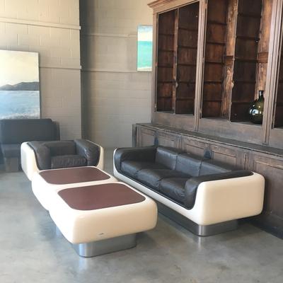 William Andrus Lounge Suite
