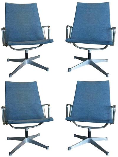 Eames Aluminum Group Chair - Each