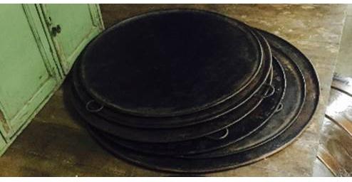 Black Trays - Each