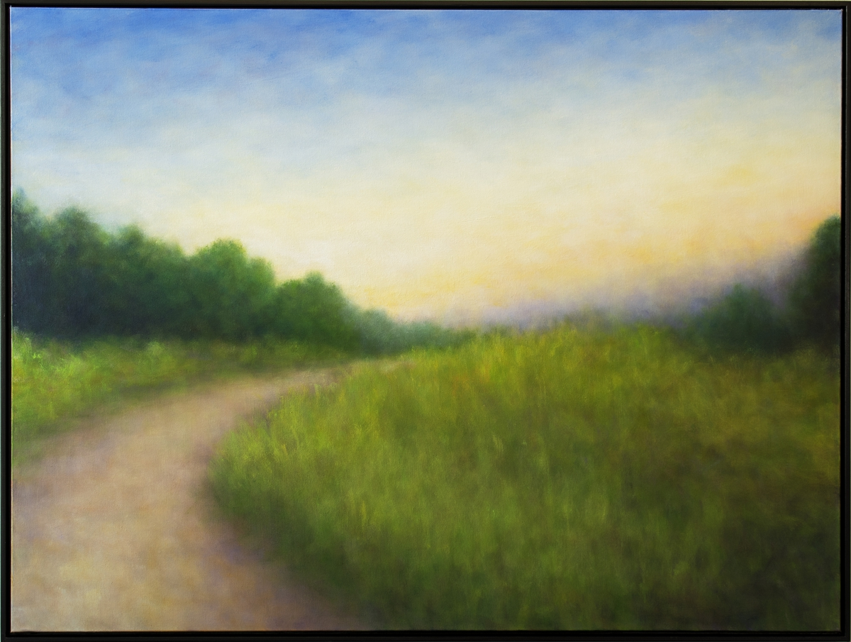 Morning Light Presidio Path